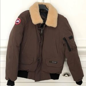 Canada Goose Air Force Bomber Jacket